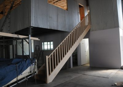 Factory Loft Access